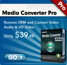 DRM Removal & Video Converter