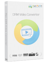 Convert DRM protected video