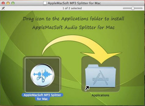 Install MP3 Splitter